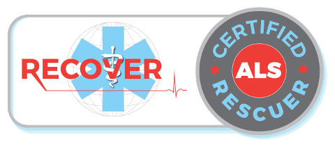 RECOVER Certified ALS Rescuer Status Activation