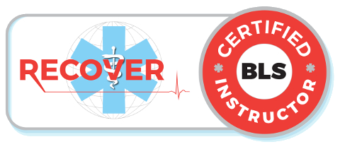 RECOVER Certified BLS Instructor Status Activation