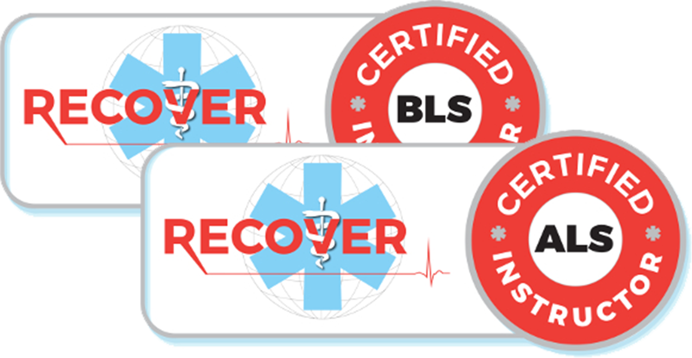 RECOVER Certified BLS And ALS Instructor Status Activations