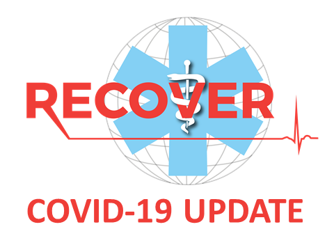 COVID-19 Update Page For RECOVER